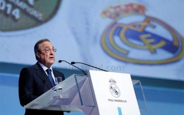 Florentino defiende a Mourinho en su pique con Casillas