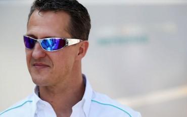 Así va la lenta recuperación de Michael Schumacher