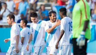 Guatemala superó el marcador adverso ante Antigua y Barbuda