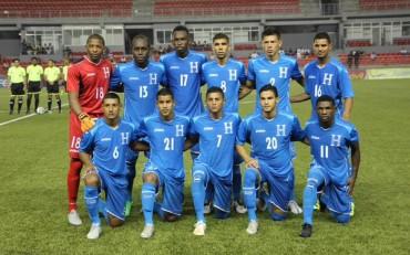 La Bicolor Sub-23 jugará amistoso ante Panamá en Comayagua