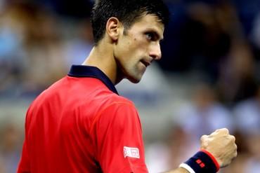 Djokovic avanzó sin problemas en el US Open