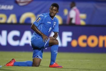 Anthony Lozano estará en el Preolímpico con la Selección de Honduras