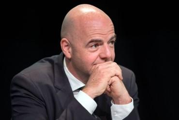 UEFA pidió revertir deterioro de imagen de FIFA