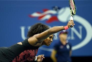 Serena avanzó a segunda ronda en el US Open