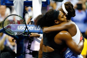 Serena ganó el duelo de hermanas en el US Open