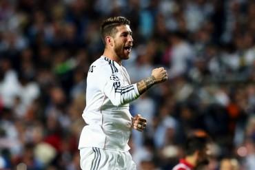 Sergio Ramos cumplió diez años en el Real Madrid