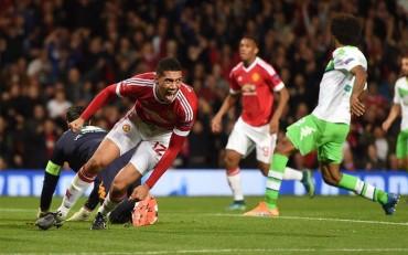 Festival de Mata en la remontada del Manchester United