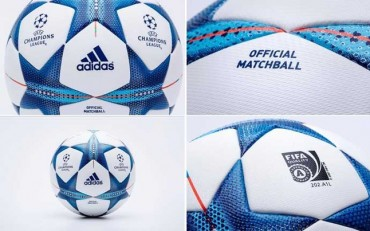 Así es el balón oficial de la Champions League 2015/2016