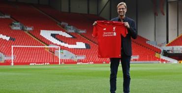 Liverpool presentó a Klopp en Anfield