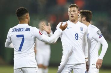 Inglaterra cerró su clasificación para Francia 2016