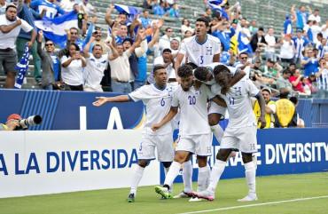 La Sub-23 de Honduras peleará su pase a Rio ante Estados Unidos