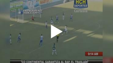 Vídeo: Resumen del encuentro entre Juticalpa FC-Victoria