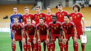 """Bélgica quiere darle una sorpresa a la """"H"""" Sub-17 en el Mundial de Chile"""