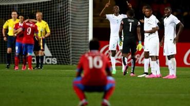Nigeria golea al anfitrión Chile y clasifica