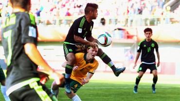Una combativa Australia frena a México