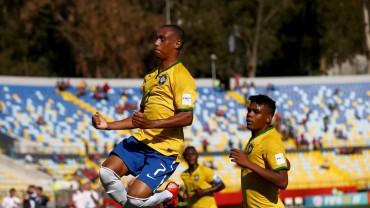 Brasil despide a Guinea y clasifica