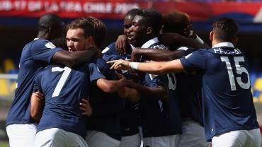 Francia gana su grupo de forma invicta