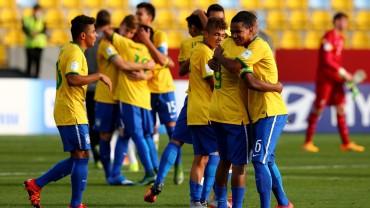 Brasil vencer a Nueva Zelanda y clasifica a los octavos de final