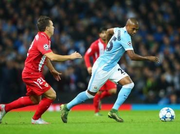 Manchester City hunde a un gran Sevilla