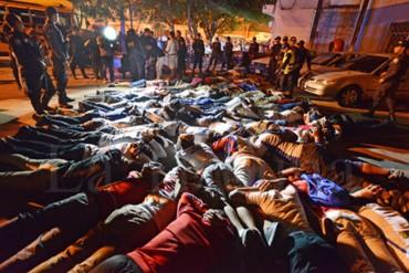 Siguen la violencia en los estadios de Honduras