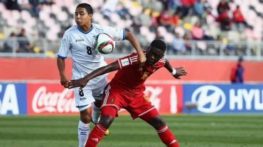 Video: La 'H' Sub-17 virtualmente eliminada del Mundial de Chile