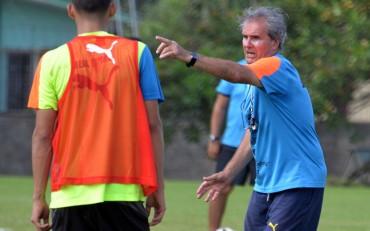 """Mario Zanabria: """"Queremos ganar la Copa Presidente"""""""