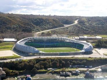 Los escenario deportivo donde se disputara el Mundial Sub-17 en Chile