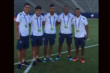 Jugadores de la Sub-23 muy motivados para enfrentar a Haití