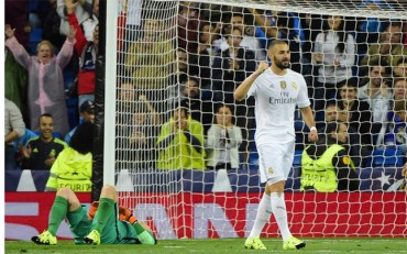 Benzema critica el sistema táctico de Rafa Benítez en el Real Madrid