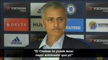El Chelsea ratifica a Mourinho en el banquillo