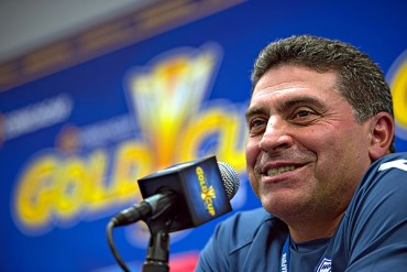 Luis Fernando Suárez fue presentado como DT de los  Dorados de Sinaloa