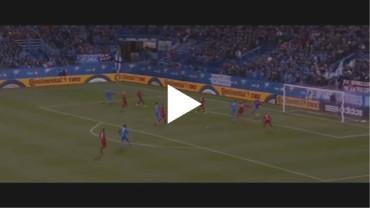 Récord de Didier Drogba: dos goles de taco en un minuto y medio