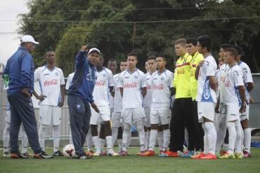 Selección Sub-17 ya se encuentra lista para su debut en el Mundial de Chile