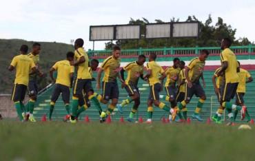 Sudáfrica solo piensan en derrotar a la Selección de Honduras