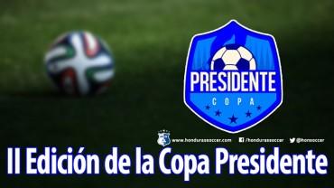 II Edición de la Copa Presidente se pone en acción este miércoles