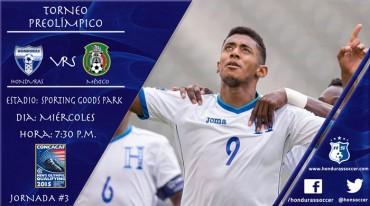 Honduras por la supremacía ante México en el Preolímpico