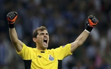 """Iker Casillas: """"Con 34 años, estoy en un momento muy bueno"""""""