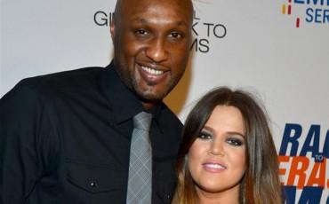 Odom promete que deja las drogas y recupera a Khloe Kardashian