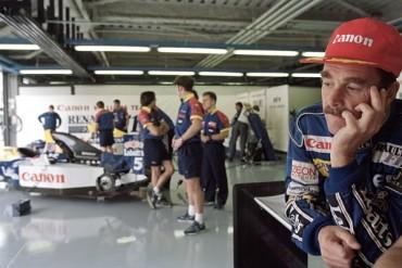 Nigel Mansell, el Campeón que nunca se rindió