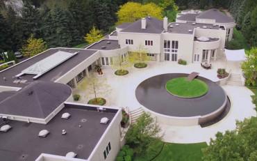 La mansión de Michael Jordan en venta por 13 millones y medio de euros