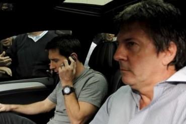 Piden cárcel para el padre de Lionel Messi