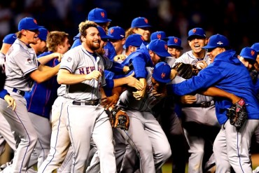 Blanqueda y NY a 'Clásico de Otoño'; Mets 8-3 Cubs
