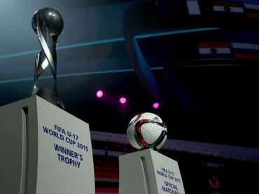 Mundial Sub-17: Que empiece la fiesta en las canchas de Chile