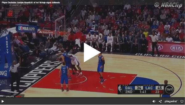 Pique DeAndre Jordan-Nowitzki: el 'no' fichaje sigue doliendo