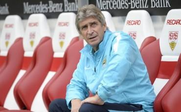"""Pellegrini: """"Agüero sufre una lesión grave y estará un mes de baja"""""""