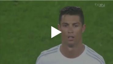 Cristiano Ronaldo se enfada por el control antidoping