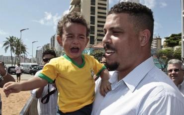 """Ronaldo: """"La selección de Brasil no ilusiona"""""""