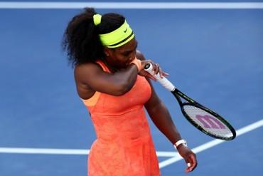 Serena dio por terminado el 2015 para recuperarse