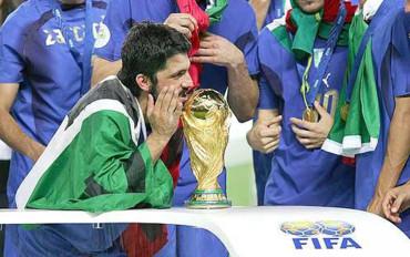 """Gattuso: """"La clave del éxito del Mundial de 2006 fue Lippi"""""""