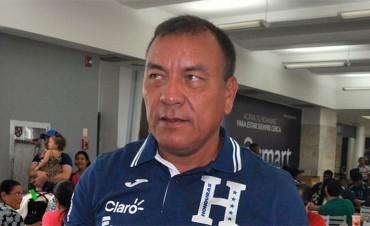 Tábora confía en que Honduras podrá sacar la victoria hoy ante México